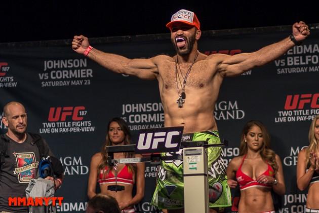 "UFC 195 Free Fight – Se Andrei Arlovski knocka ""Bigfoot"" Silva"