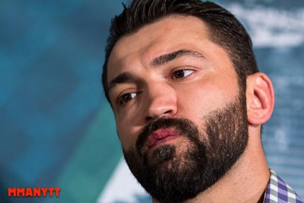 UFC 187 Andrei Arlovski Las Vegas Nevada MGM Grand Arena MMAnytt Mediaday foto Mazdak Cavian_-15