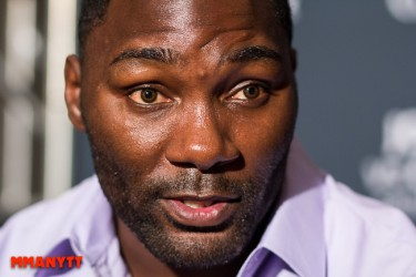 UFC 187 Anthony Johnson Las Vegas Nevada MGM Grand Arena MMAnytt Mediaday foto Mazdak Cavian_-27