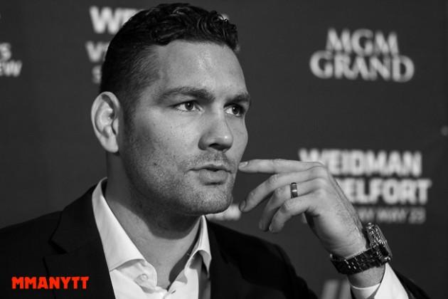Medicinska avstängningar efter UFC 205: Chris Weidman borta i minst 60 dagar