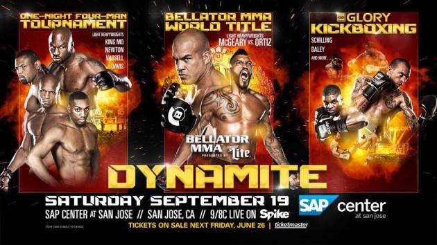 Lönesiffrorna släppta för Bellator 142: Dynamite 1 – Tito Ortiz tjänade mest