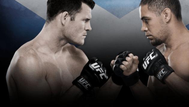 UFC Glasgow sålde slut på ett par timmar