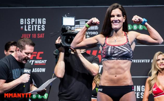 Cortney Casey-Sanchez UFC Fight Night 71 glasgow laties vs bisping Mixed martial arts MMAnytt 2015 Foto Mazdak Cavian-32