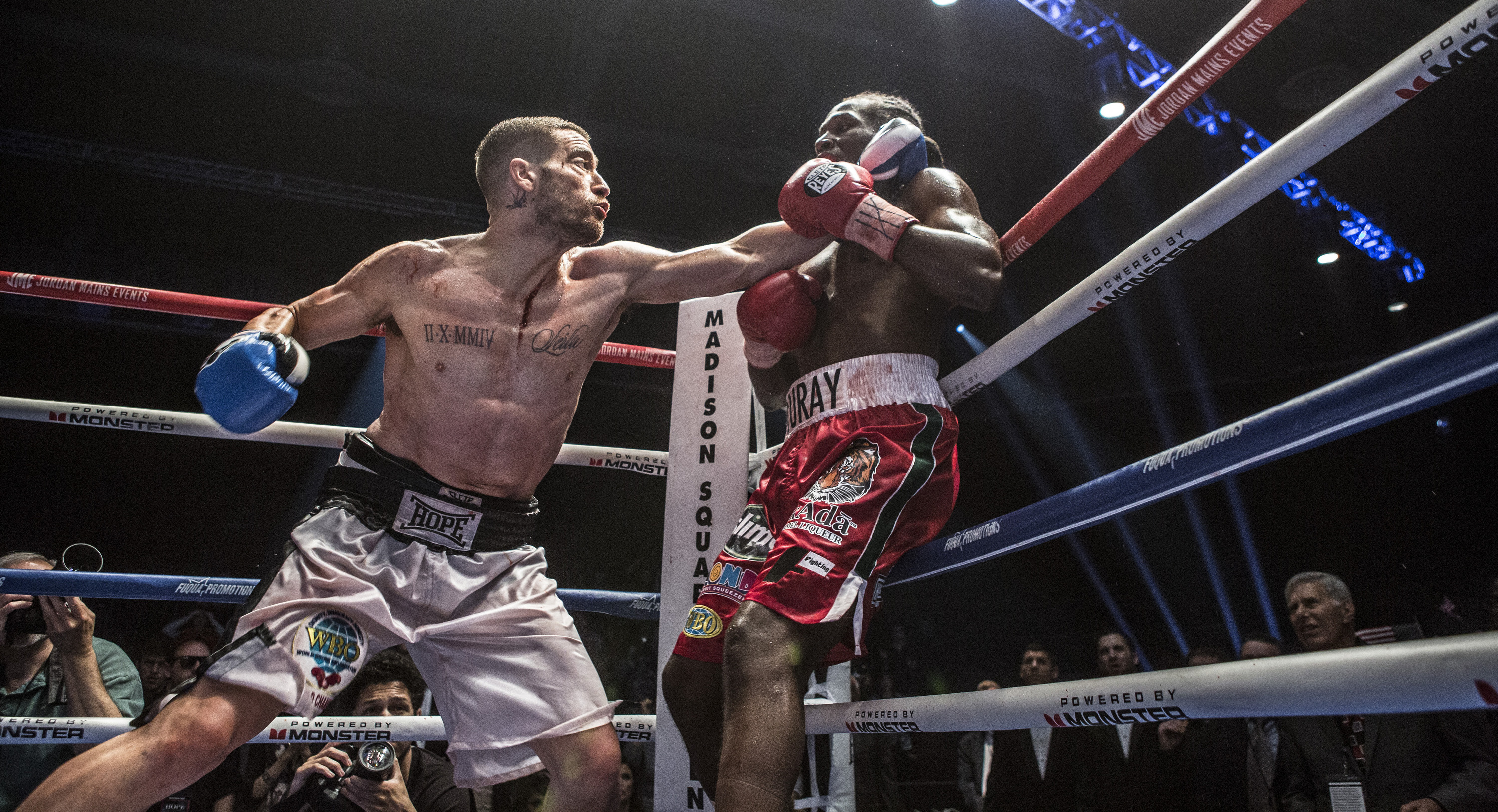 The Billy Hope-Kalil Turay fight at Madison Sq. Garden, where a despondent Billy spirals out of control.  JG