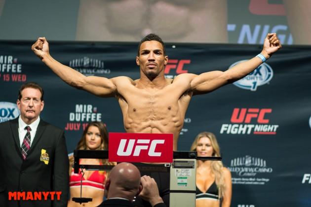 Kevin Lee vill möta Sage Northcutt på UFC 194