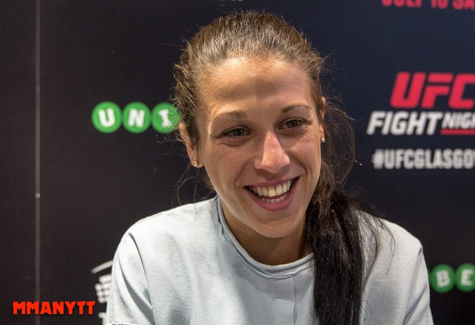 Joanna Jedrzejczyk UFC Mixed martial arts MMAnytt 2015 Foto Mazdak Cavian-14