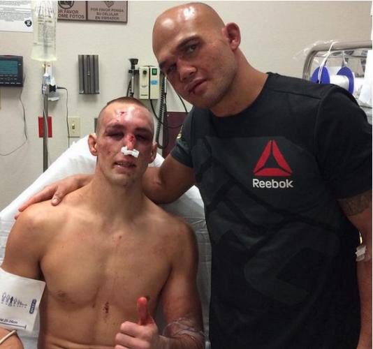 MMAnytts läsare tycker att Robbie Lawler vs. Rory MacDonald II är årets bästa match