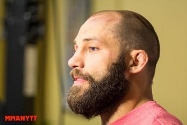 Sam Sicilia UFC Fight Night San Diego Mir Vs Duffee Mixed martial arts MMAnytt 2015 Foto Mazdak Cavian-4