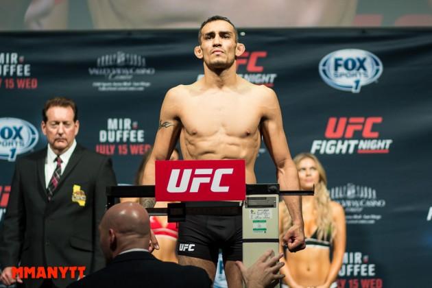 Tony Ferguson vs. Michael Johnson 2 bokad till UFC 197: dos Anjos vs. McGregor den 5 mars