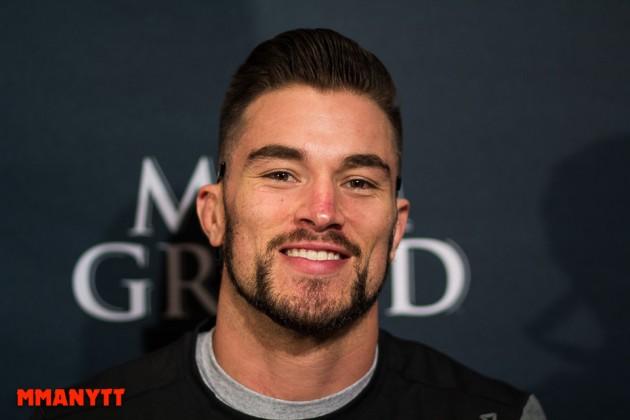Brandon Thatch klar för ny match på UFC 207