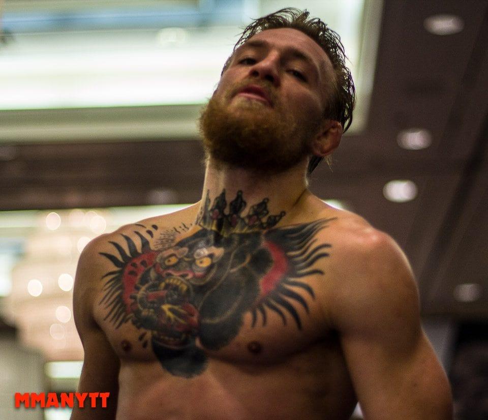 UFC 189 conor mcgregor Las Vegas Mixed martial arts MMAnytt 2015 Foto Mazdak Cavian-22