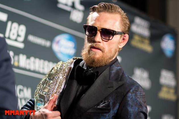 Conor McGregor bland världens 100 bäst betalda atleter, enligt Forbes