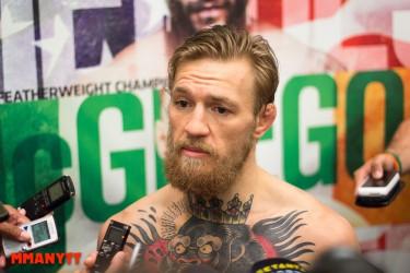 UFC 189 conor mcgregor Las Vegas Mixed martial arts MMAnytt 2015 Foto Mazdak Cavian-33