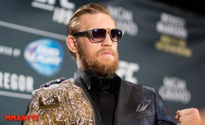 UFC 189 conor mcgregor Las Vegas Mixed martial arts MMAnytt 2015 Foto Mazdak Cavian