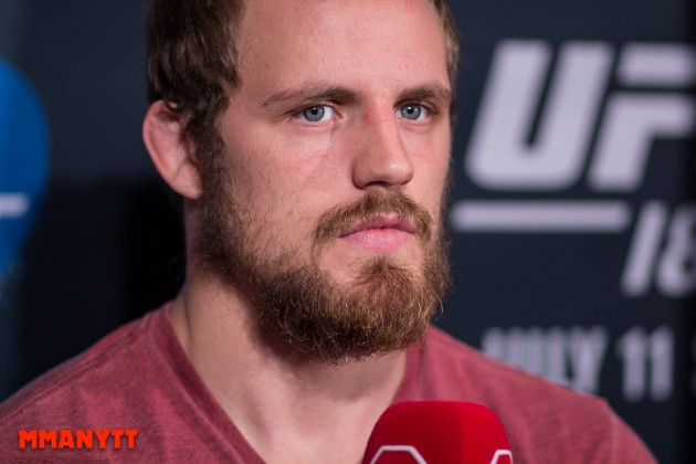 VIDEO: Bursnack #41 Gunnar Nelson vs. Albert Tumenov