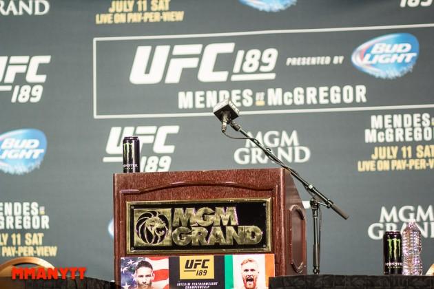 Mike Goldberg är inte den enda UFC-veteranen som har sitt sista event i helgen