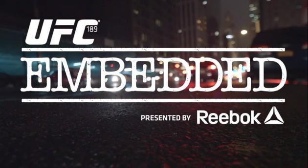 UFC 189 Embedded: Avsnitt 1