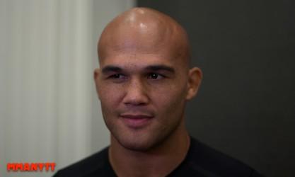 UFC 189 robbie lawler Las Vegas Mixed martial arts MMAnytt 2015 Foto Mazdak Cavian-10
