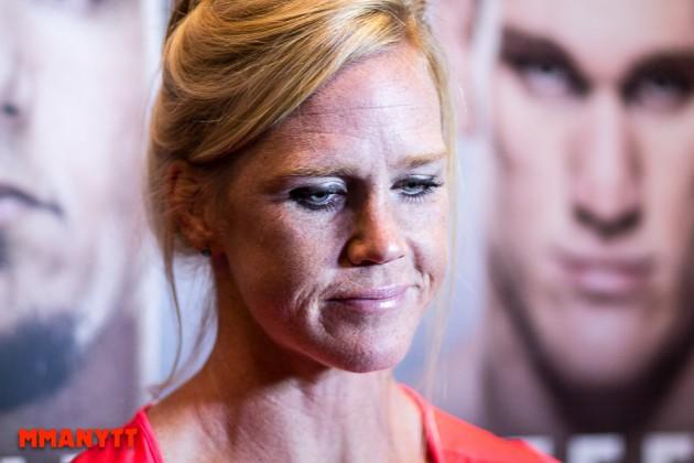 UFC 208: Holm vs. De Randamie – Presskonferensen