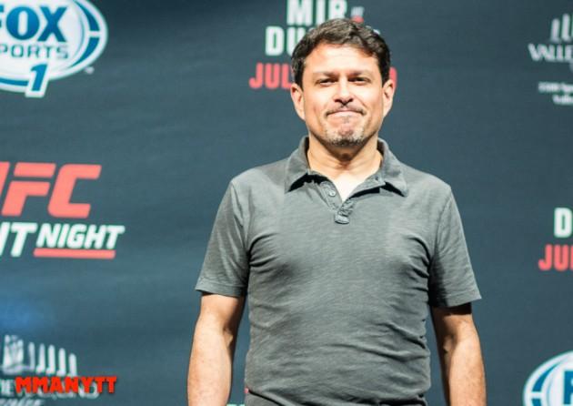 Joe Silva avgår som matchmaker för UFC