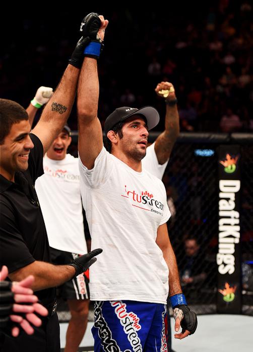 Beneil Dariush. Foto: UFC