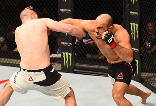 UFC Fight Night 81: Ilir Latifi knockar Sean O'Connell på nolltid