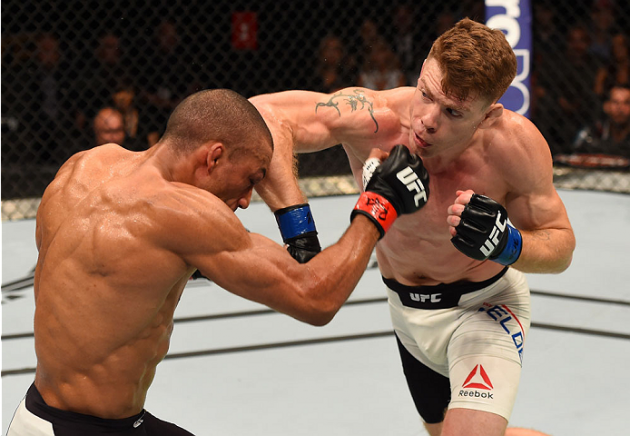 Paul Felder säger sig möta Daron Cruickshank på UFC Fight Night 81