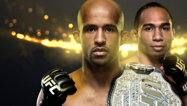 UFC 191 – Medicinska avstängningar