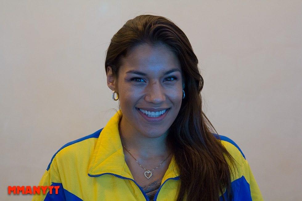 Julianna Peña UFC 192 2015 MMAnytt 2015 Foto Mazdak Cavian UFC_-7