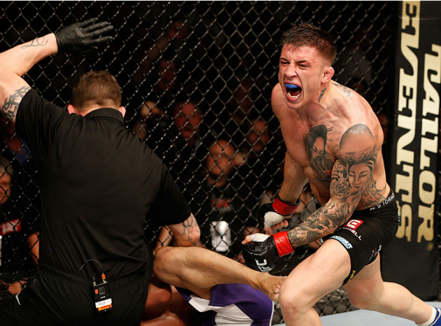 """Norman Parke inför matchen mot Reza Madadi: """"I hope he wants to stand and fight"""""""