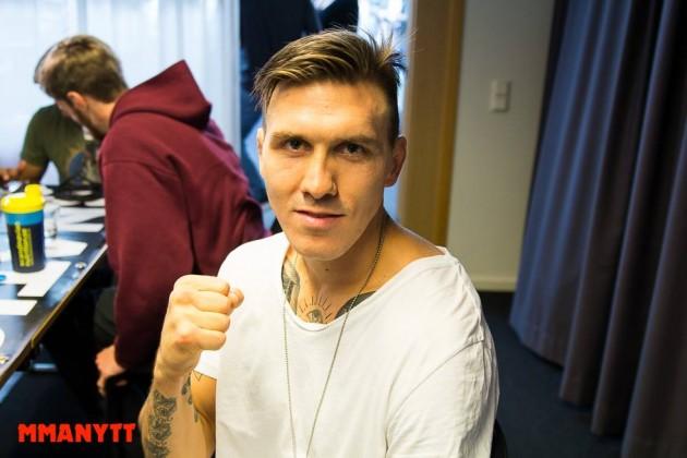 "Håkon Foss om mötet med Zebastian Kadestam: ""Blinka inte, det kan gå fort"""