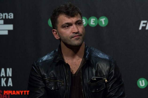Andrei Arlovski vill ha en returfight mot Fedor Emelianenko