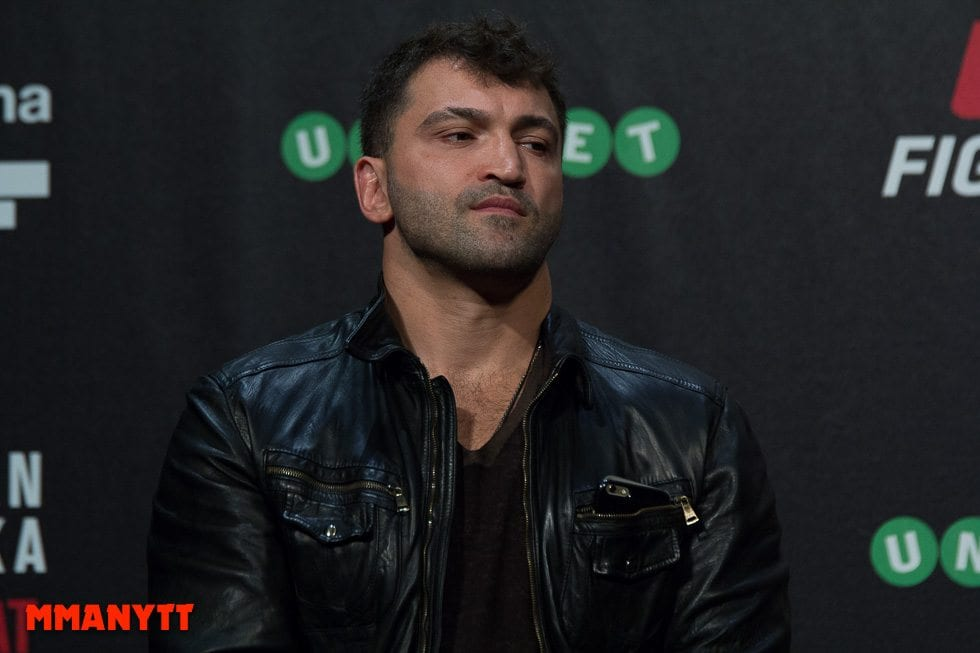 Andrei Arlovski UFC Fight Night 76 Weigh in Dublin MMAnytt Photo Mazdak Cavian-4
