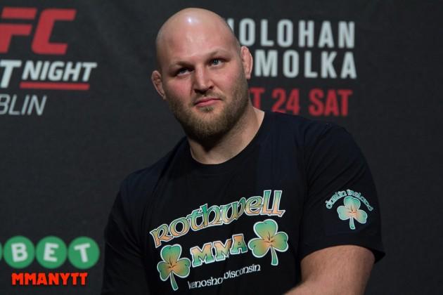 Video: UFC Fight Night 86 – Ben Rothwell
