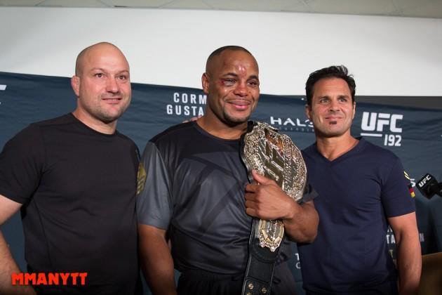 Daniel Cormier UFC 192 2015 MMAnytt 2015 Foto Mazdak Cavian UFC_-21