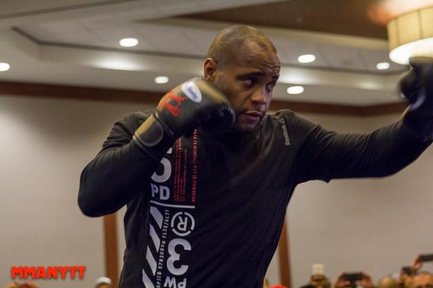 UFC 210 Embedded: Vlog Series – Femte avsnittet