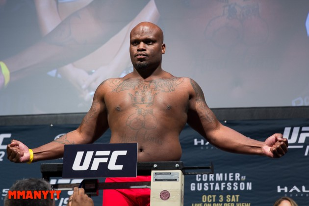 Video: UFC Fight Night 86 – Derrick Lewis om sin seger över Gabriel Gonzaga