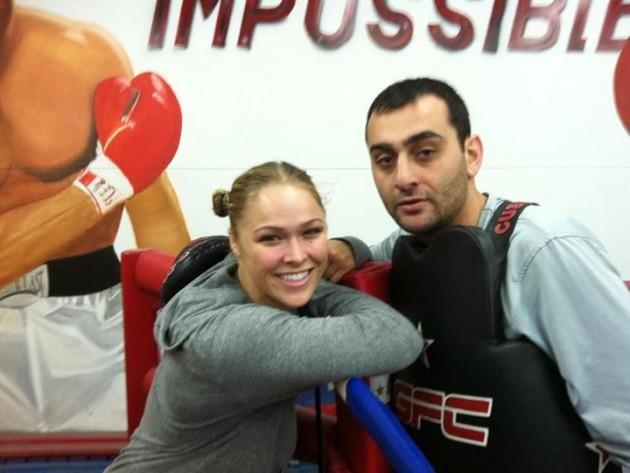 Edmond-Tarverdyan-Ronda-Rousey-pictures
