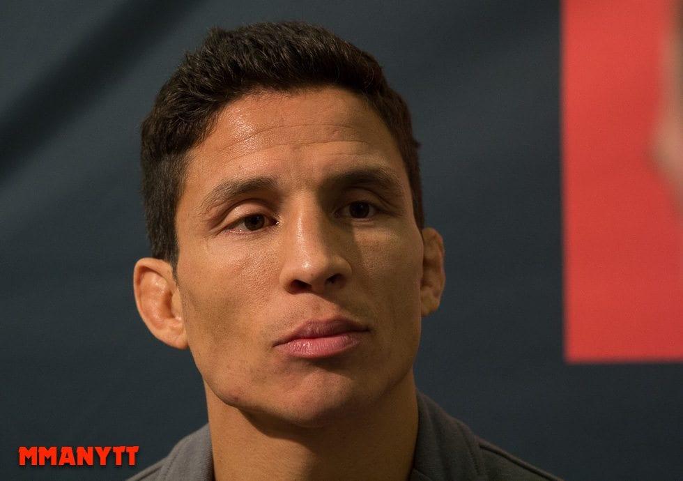 Joseph Benavidez UFC 192 2015 MMAnytt 2015 Foto Mazdak Cavian UFC_-2