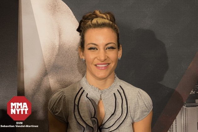 Video: UFC FIGHT PASS is Powered by Miesha Tate