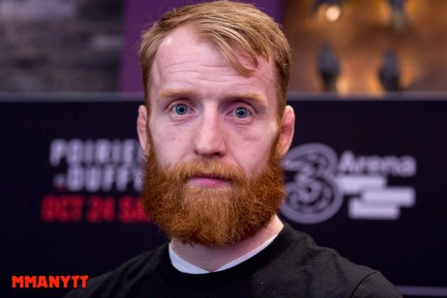 Presskonferensen efter UFC Fight Night 76: Holohan vs Smolka