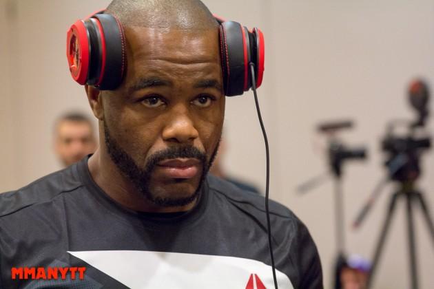 Uppgifter: Rashad Evans möter Daniel Kelly under UFC 209 den 4 mars