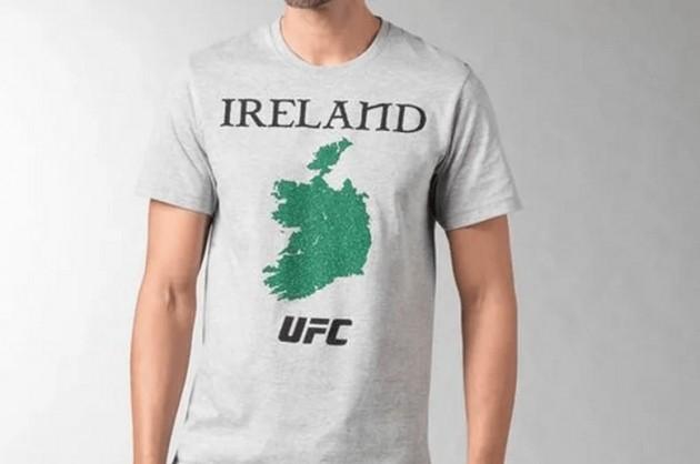 Reebok Ireland Map Tee
