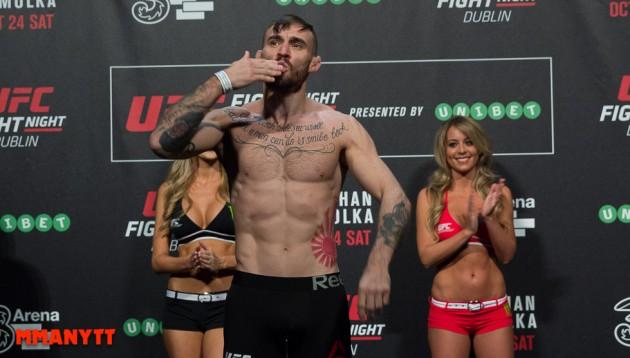 Video: UFC On the Fly: Fight Night Zagreb – Avsnitt 1