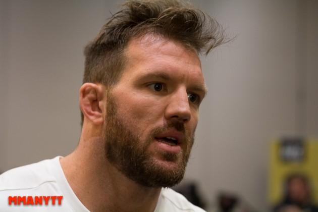 Ryan Bader svarar på Anthony Johnsons utmaning