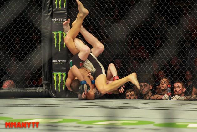 Bildspel: UFC Fight Night 76: Louis Smolka vs Paddy Holohan