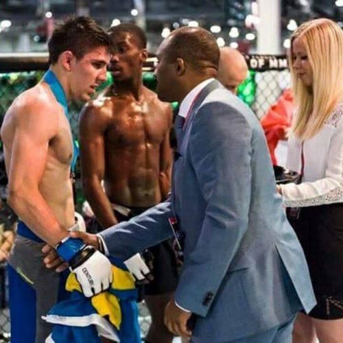 """Joel Moya till MMAnytt: """"Detta blir min sista tävling som amatör"""""""