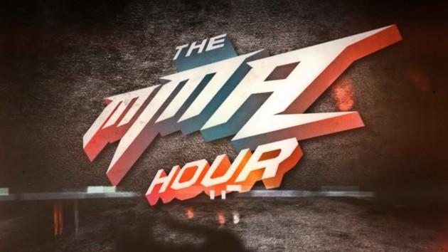 Se kvällens The MMA Hour med bland andra Daniel Cormier och Wanderlei Silva
