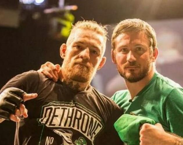 Alla fighters från Conor McGregors gym måste genomgå en MRI för att få tävla i 2017