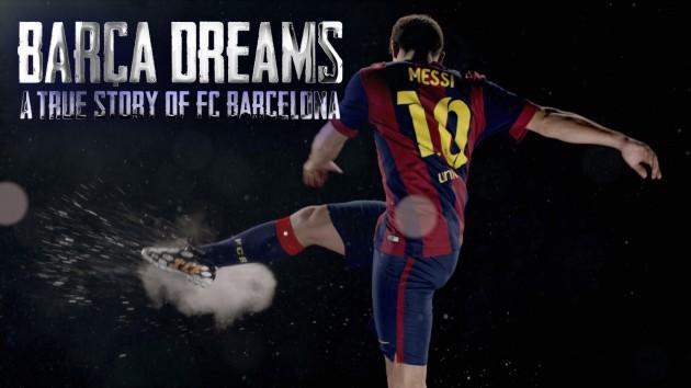 Tävling – vinn biljetter till den exklusiva biovisningen av Barca Dreams!